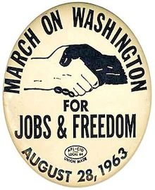 Remembering the Historic 1963 March on Washington for Jobs and Freedom