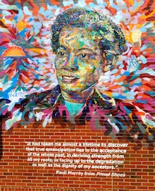 Pauli Murray Exhibit Opening: The Birth of an Activist