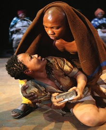 "Performing Truth and Reconciliation: Aeschylus's ""Oresteia"" in South Africa"