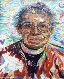 Pauli Murray Birthday Party