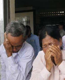 Cambodian Responses to the Khmer Rouge Trials: Justice, Desire for Revenge and PTSD