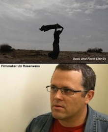 Back and Forth Screening with Israeli Filmmaker Uri Rosenwaks