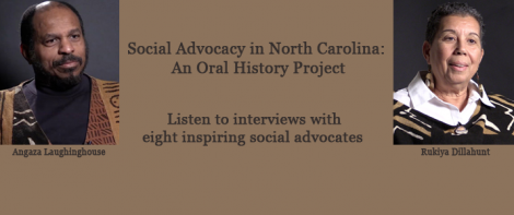 Social Advocacy in North Carolina