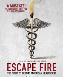 R!C!A! Film Screening: Escape Fire: The Fight to Rescue American Healthcare