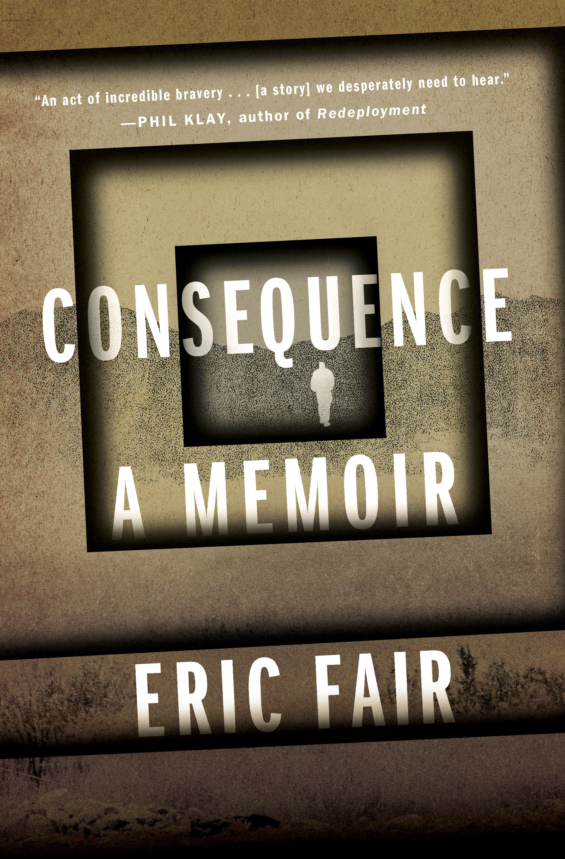 "Book Talk: Eric Fair, Author of ""Consequence: A Memoir"" (2016)"