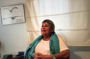 Interviews with Women Involved in Peace Organizations – August 8th – August 13th