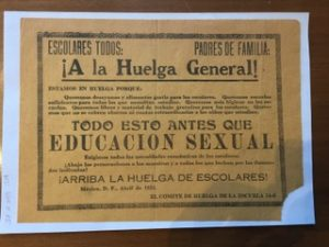 Sacrificing Sexual Education for Free Textbooks: Sexual Politics in the Communist Party of Mexico during the 1930s