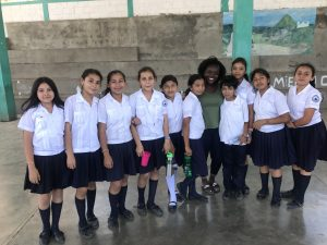 Esther Kwarteng Reflects on Summer in Honduras