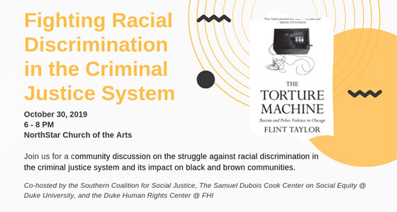 Fighting Racial Discrimination in the Criminal Justice System