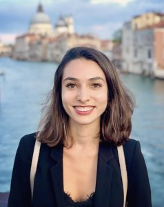 Interview with Alumna Isabella Szabolcs